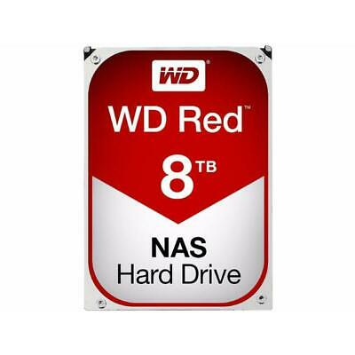NEW WD80EFAX 06WD80EFAX WD RED NAS HARD DRIVE, 8TB, SATA III 6 GB/S,5400-RP.d.