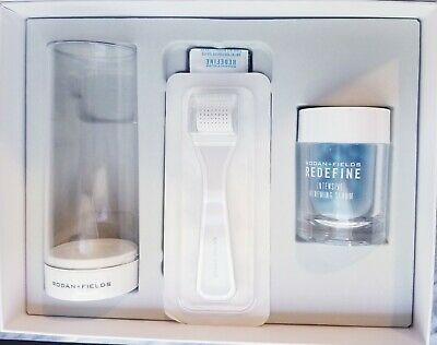 NEW Rodan + and Fields REDEFINE AMP MD System Roller Renewing Serum Purification