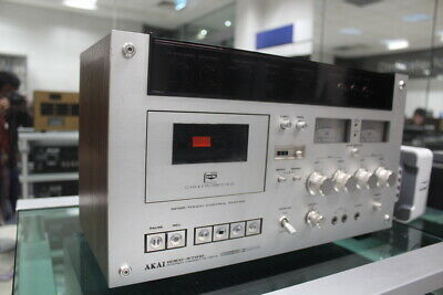 Akai GXC-570, 3 head tape deck in very nice condition