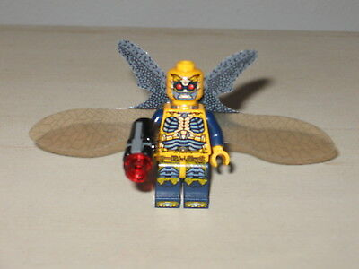 Sh431 Super Heroes Parademon 76085 New Lego Minifigure
