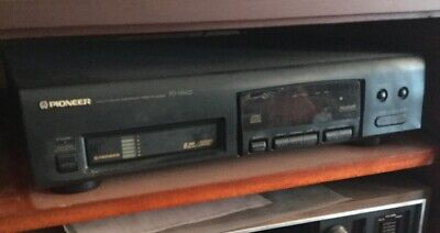 Pioneer Multi Cd Player (6 Disc) PD-M423 with remote