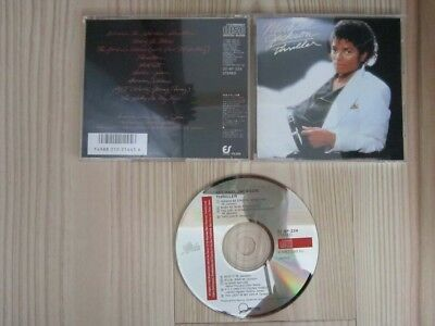 Michael Jackson Thriller Japan 1987 Press 32-8P-224