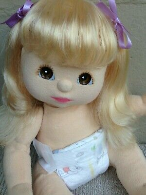 My Child Doll ~ TLC Aussie/Euro Blonde V-Part ~ Nappy ~ Please Read
