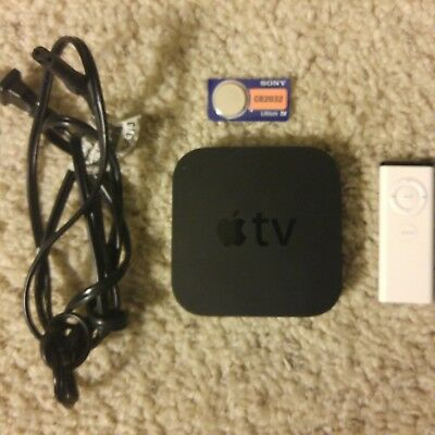 Apple TV A1469 Smart Media Streaming Player