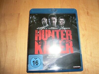 Hunter Killer Bluray