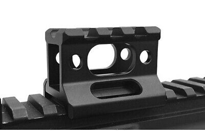 """Leapers UTG MT-RSX1S SS Picatinny Riser Mount 1"""" High 3 Slots 1.57"""" Rifle"""