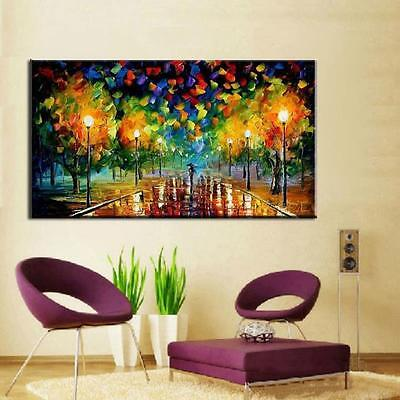 Oil Painting Large Modern Abstract Art Wall Deco canvas (NO framed)