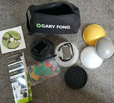 Gary Fong GF-LSC-SMF Collapsible Fashion and Commercial Lighting Kit