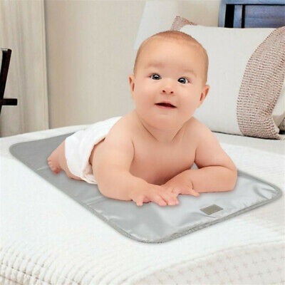 Baby Portable Travel Folding Padded Diaper Nappy Changing Mat Waterproof N7