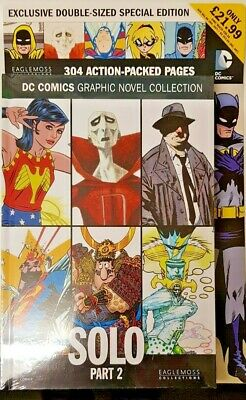 Dc Comics =Graphic Novel Collection = Double-Sized Special Edition = Solo Part 2
