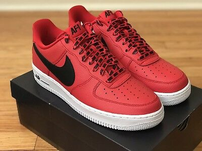By Photo Congress || Nike Air Force 1 07 Lv8 University Red