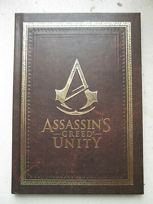 Assassin's Creed Unity Art Book (65 pages) - Hardcover, New