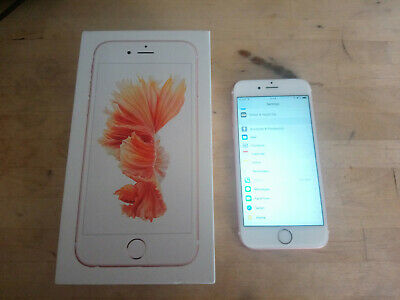 Apple iPhone 6s - 16GB - Rose Gold (Unlocked) A1688, in EXCELLENT CONDITION
