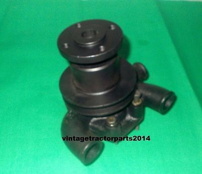 New Water Pump+Pulley For Massey Ferguson 135 150 230 235 245 Tractor