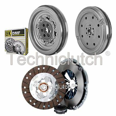 Ecoclutch 3 Part Clutch Kit And Luk Dmf For Seat Toledo Mpv 1.9 Tdi
