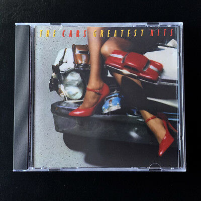 Greatest Hits, Cars ♫ CD 1985 What I Needed, You Might Think JAPAN VICTOR TARGET
