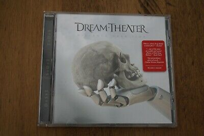 Dream Theater - Distance Over Time (CD 2019)