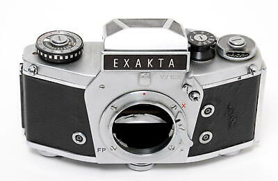 Exakta Varex VX 1000 Ihagee Dresden camera body 35mm SLR