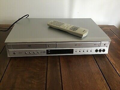 TOSHIBA SD-24VBSB DVD Player VHS VCR & Video Recorder Player,Combo, PAT TESTED