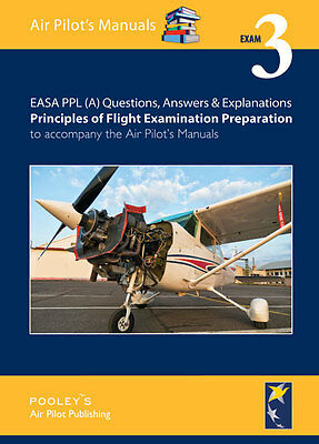Air Pilot's Manual Q&A Vol 3 Principals of Flight  *LATEST EDITION*