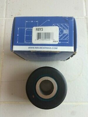 Rbc Bearing   Rby3  Cam Yoke Follower
