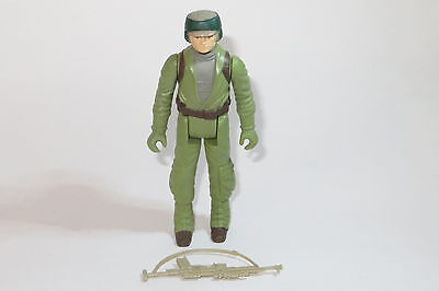 1983 Star Wars Rebel Commando NM tight joints complete 100% original weapon 2