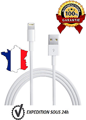 Chargeur Iphone 5 5S Se 5C 6 6S 7 8 X Xs Cable Usb Data Synchro Lightning 8 Pin