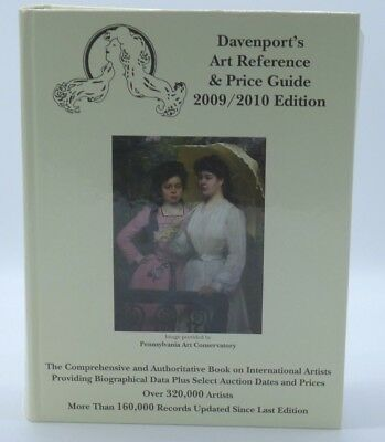 Davenport's Art Reference & Price Guide 2009/2010 Edition