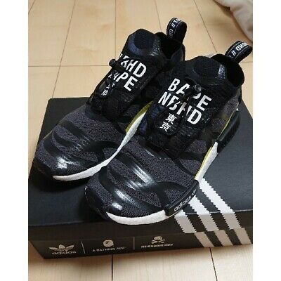 online retailer 5bf5c ca81c A BATHING APE Bape x Undefeated NMD Sneaker Size 9 US