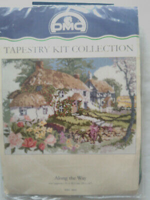 DMC Tapestry kit collection