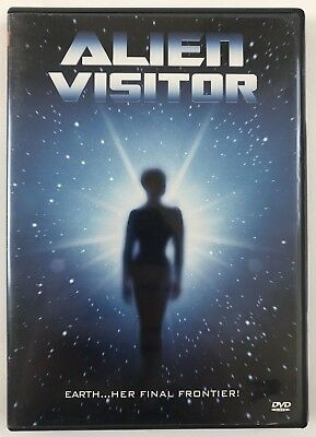 RARE OOP Alien Visitor DVD **WITH INSERT*