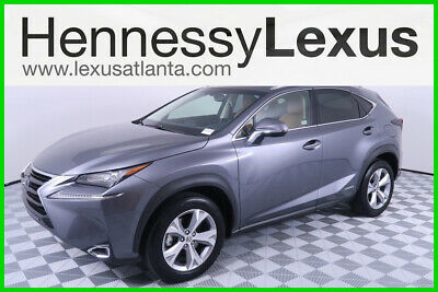 2017 Lexus NX  2017 Used Certified 2.5L I4 16V Automatic AWD SUV Premium