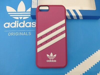 ADIDAS Apple iPhone 6 & 6s Hard Case Pink Slip-on Back Cover For 6/6s BNIP RP£25