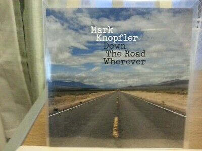 Dire Straits - Mark Knopfler - Down the road - DELUXE 16 TRK PROMO CD # 10 !!
