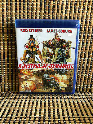 A Fistful of Dynamite: Collector's Ed. (Blu-ray, 2018)Duck, You Sucker.Spaghetti