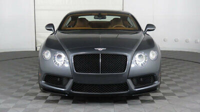 2015 Bentley Continental GT V8 S 2dr Coupe 2015 Bentley Continental GT V8 S, Thunder Grey, S Trim Package, 21s, Nice!!!