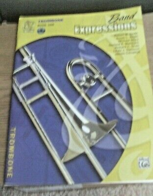 Band Expressions for Trombone Book 1  with CD by Alfred Publishing