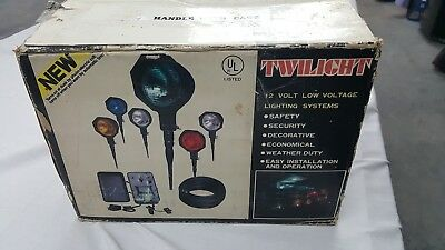 Vintage Twilight Outdoor Landscape Lighting Low Voltage 6