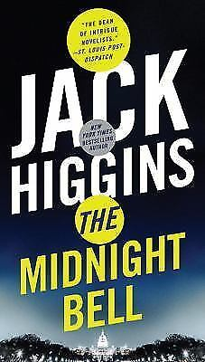 Sean Dillon: The Midnight Bell 22 by Jack Higgins (2016) Paperback