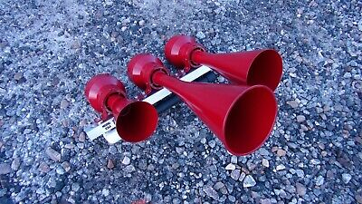 K3LA  PVC/NATHAN TRAIN HORN with STAINLESS STEEL DIAPHRAGMS