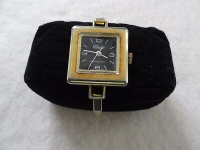Vintage Swiss Made Chalet Mechanical Wind Up Ladies Watch, Shock Resistant