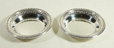 Reed & Barton , Two  #1201 Silverplate Serving Bowls, Excellent Condition