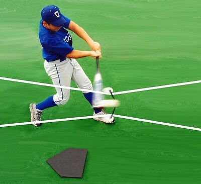 Rip-Cords:  Baseball Practice Aid & Swing Trainer - New Baseball Concept!