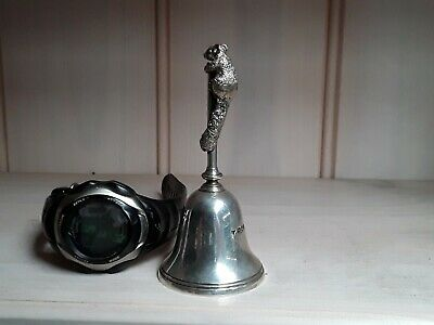 Silver Table Bell