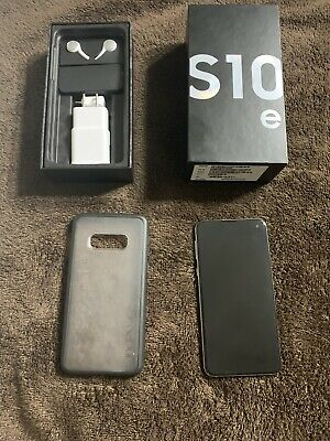 Samsung Galaxy S10e SM-G970F/DS 128GB Prism White Factory Unlocked AT&T T-mobile