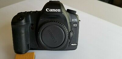 Canon EOS 5D Mark II 21.1MP Digital SLR Camera - BODY ONLY, Low Shutter Count