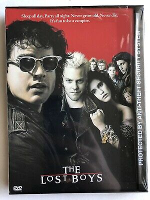 The Lost Boys - Sealed New DVD WIDESCREEN & FULLSCREEN ORIGINAL SNAP CASE (1998)