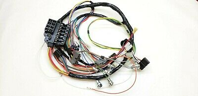 Superb 1959 Impala Belair El Camino Under Dash Wiring Harness With Fusebox Wiring 101 Photwellnesstrialsorg