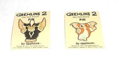Gizmo Mogwai Warner Bros Gremlins Gremlin Movie Pin