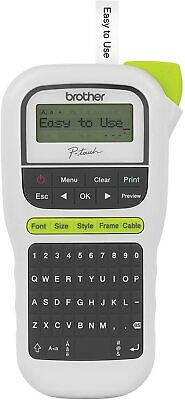 Brand New Brother P-Touch PT-H110 Easy Handheld Label Maker